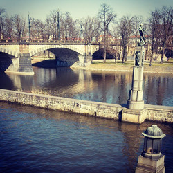Spring is here...we have been waiting, celebrating. Apart from warmer days Prague is also going to e