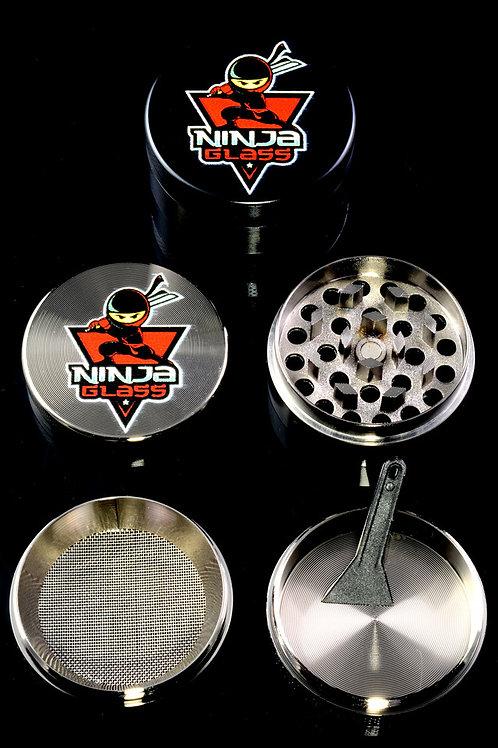 40mm 4 Part Aluminum Ninja Grinder