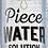 Thumbnail: Piece Water