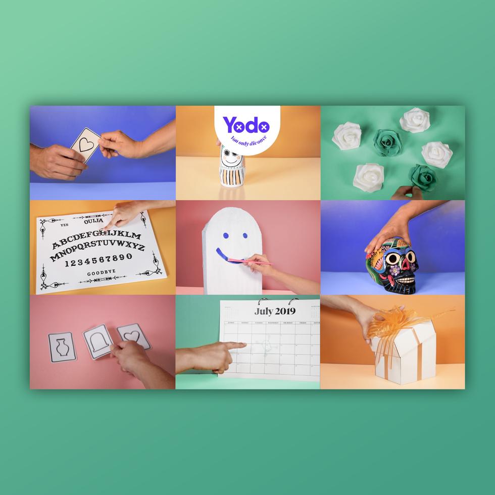 YODO - Art Direction&Web Design