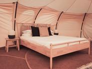 09עיצוב מתחם אוהלי אירוח בסגנון בוהו שיק