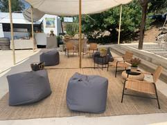17עיצוב מתחם אוהלי אירוח בסגנון בוהו שיק