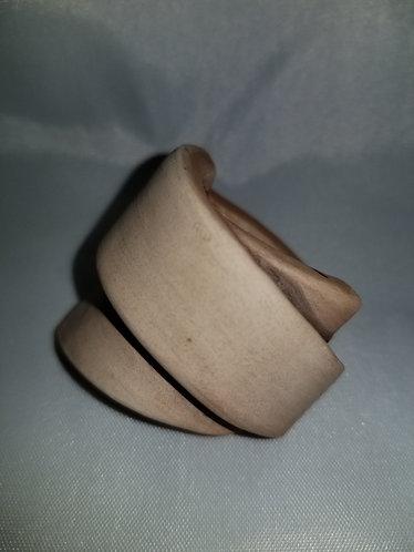 """""""Comme l'élégance de l'ivoire"""" Ring"""
