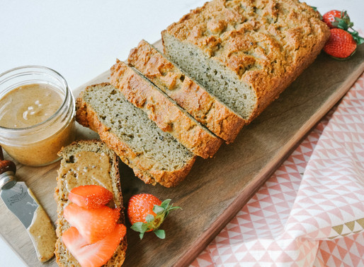 Cinnamon Protein Loaf