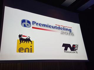 Norges Bilsportforbunds premieutdeling 2016