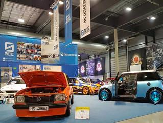 Oslo Motor Show 2016 - motorfest i Lillestrøm