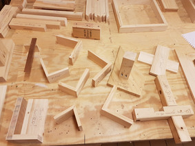 More joinery!