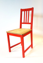 Final Red Chair!