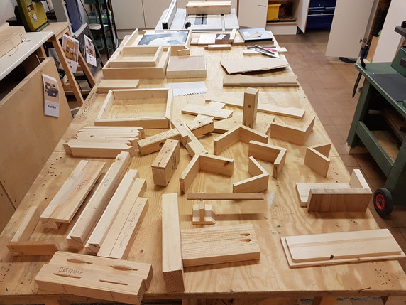 Even more joinery!