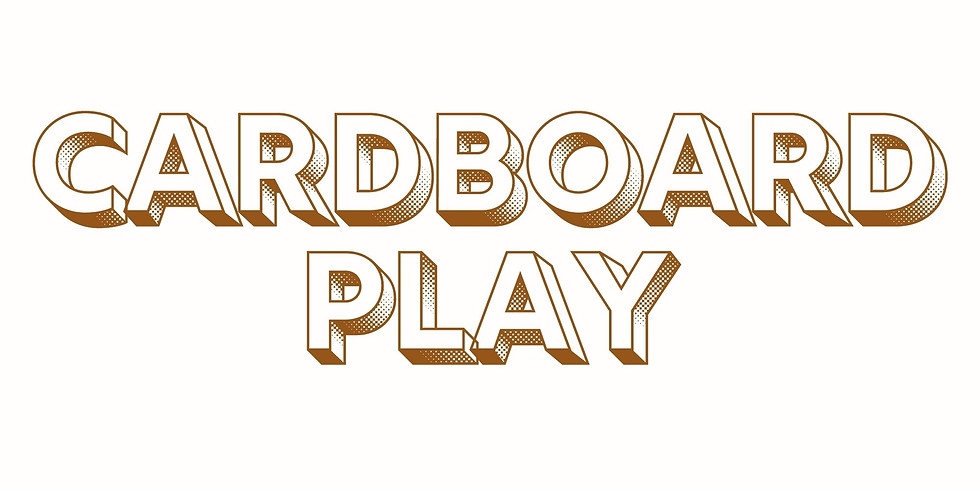 Cardboard Playspace at Tryckeriet