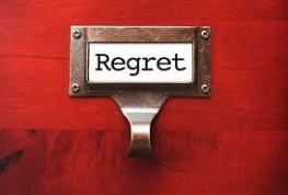 Living Through Regrets