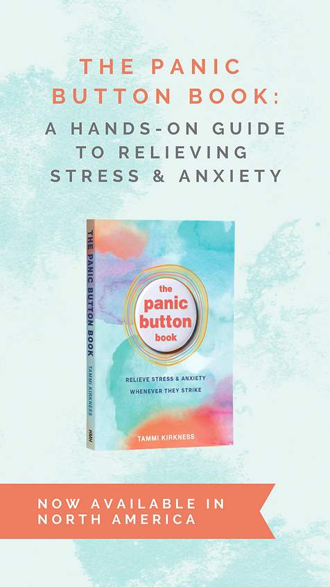 US - The Panic Button Book - Now Availab