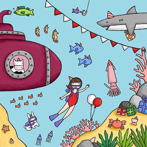 squid's birthday party.JPG