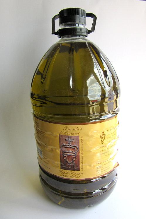 Azeite Virgem Tradicional Garrafão 5 Litros
