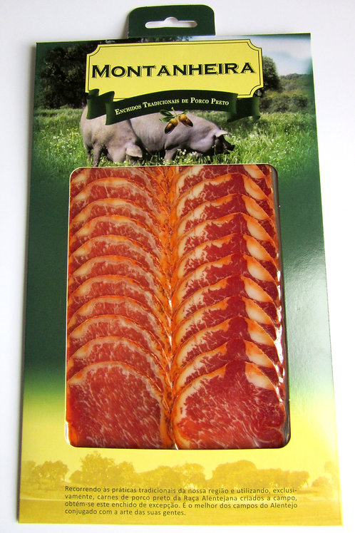 Lombo de Porco Preto Fatiado