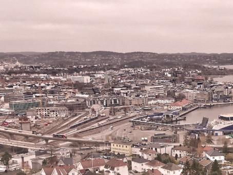 Svar til styreleder i Kristiansand Havn