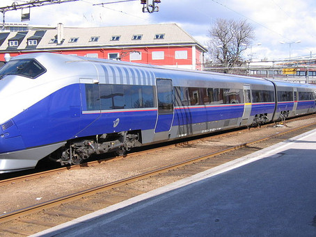 Vil det fortsatt gå tog på Sørlandsbanen ?