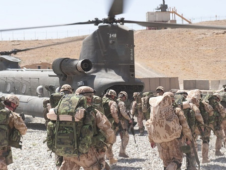 """Etter Afghanistan - NATO """"out of business"""" ?"""