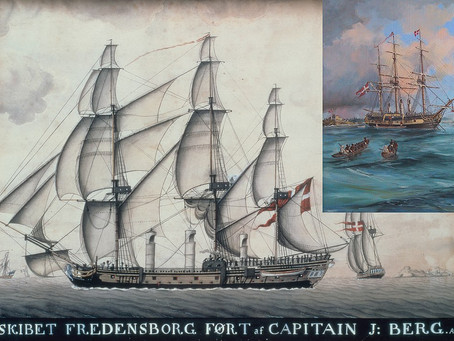 Noreg som eige rike dreiv aldri slavehandel