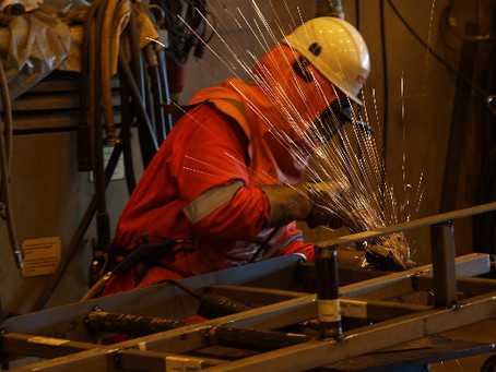 Industridød eller ny giv for grønt skifte ved Nordsjøens bredd