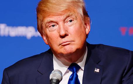 Exit Trump - noen ord ved graven