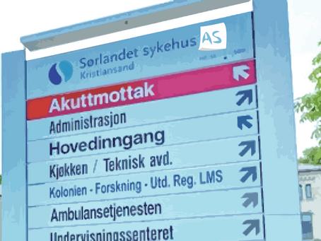 Skal Sørlandet Sykehus drives som butikk?