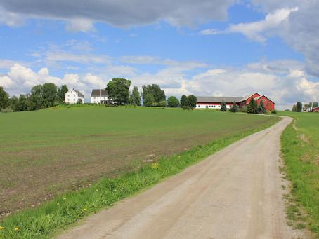 Norsk landbruk ved et veiskille ?