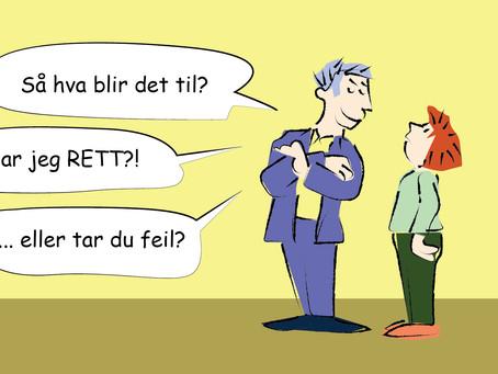 Politiske prosesser i Kristiansand - intet forstått, intet lært ?