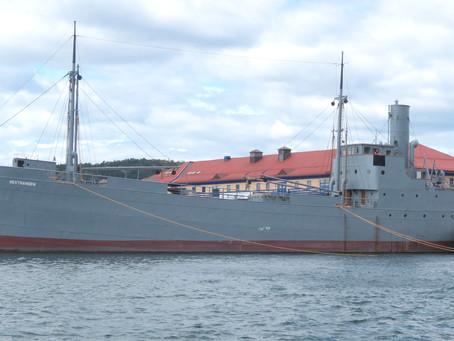 D/S Hestmanden – et maritimt kulturminne