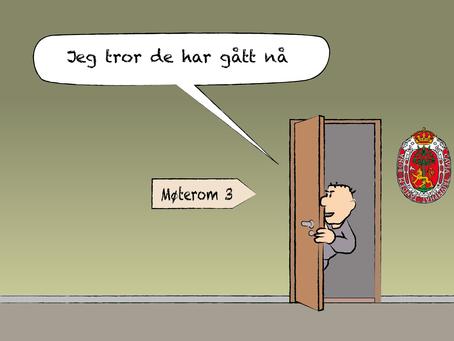 Kristiansand kommunes møtepraksis