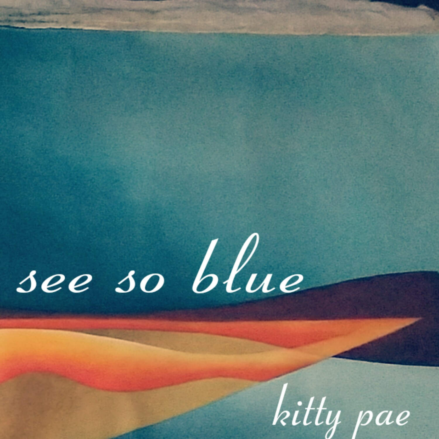 See So Blue - Kitty Pae