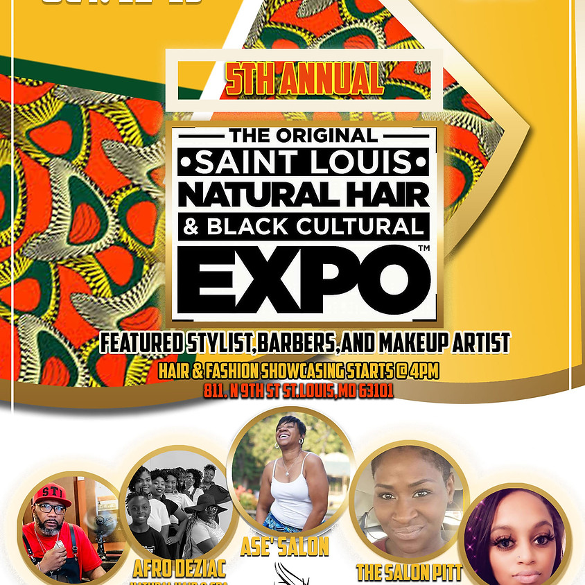 2019 St. Louis Natural Hair and Black Cultural Expo