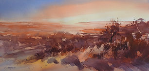 T3 Watercolour - Big Brush Painting (PM)