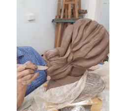 T3 Sculpting in Clay