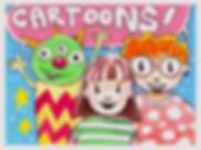 T1 Cartooning