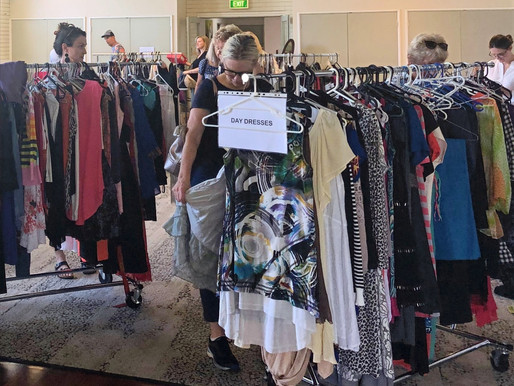 CHARITY FASHION FUNDRAISER FOR YOUTH SUICIDE AWARENESS
