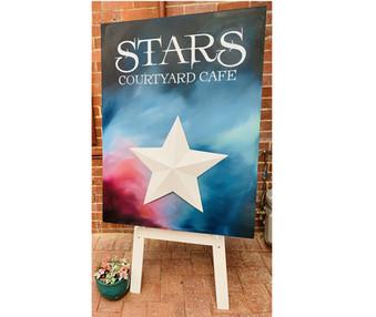 Stars Courtyard cafe