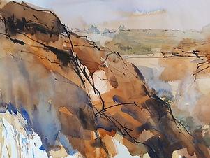 T3 Watercolour - Big Brush Painting (AM)