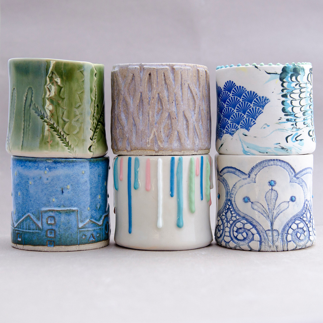 Marianne Annereau - Hand Building Pottery