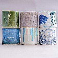 T2 Hand Building Pottery & Decoration AM