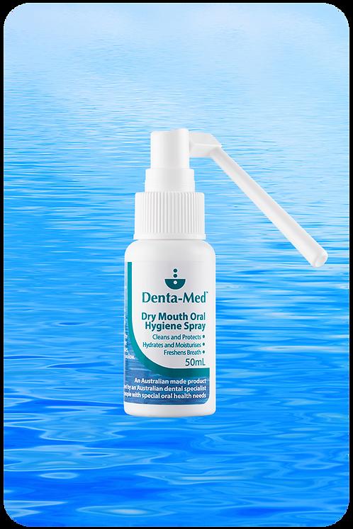 Denta-Med DRY MOUTH Oral Hygiene Spray 50mL