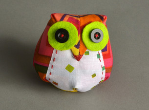 T4 Mini Owl Softie