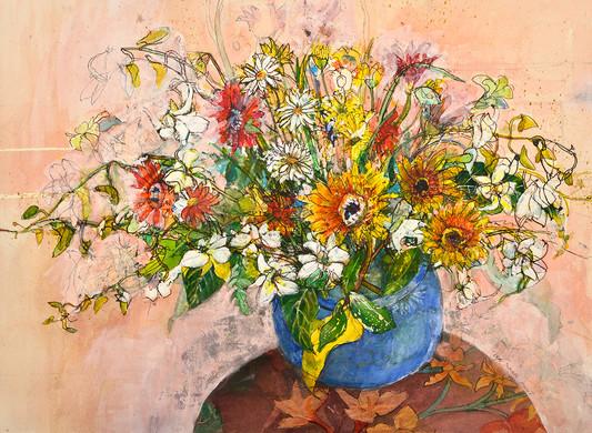 Portrait of Plants Watercolour Barbara H