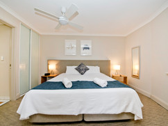 Master Bedroom in King bed config