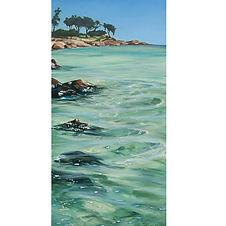 T3 Coastlines in Acrylics
