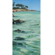 T1 Coastlines in Acrylics