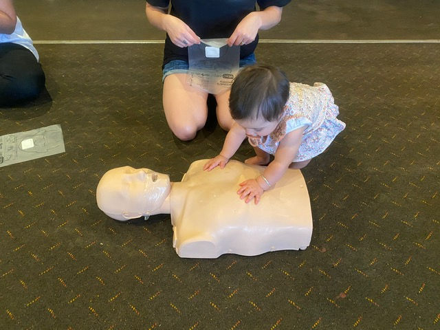 Childcare First Aid (including CPR)