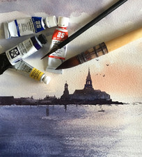 T3 Watercolour for Beginners