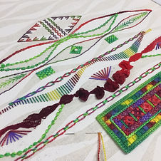 T3 Slow Stitch Embroidery