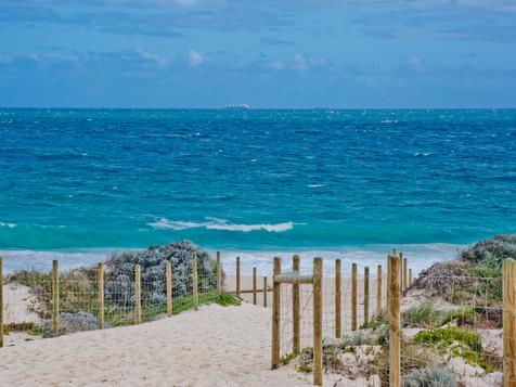 Easy Beach Access